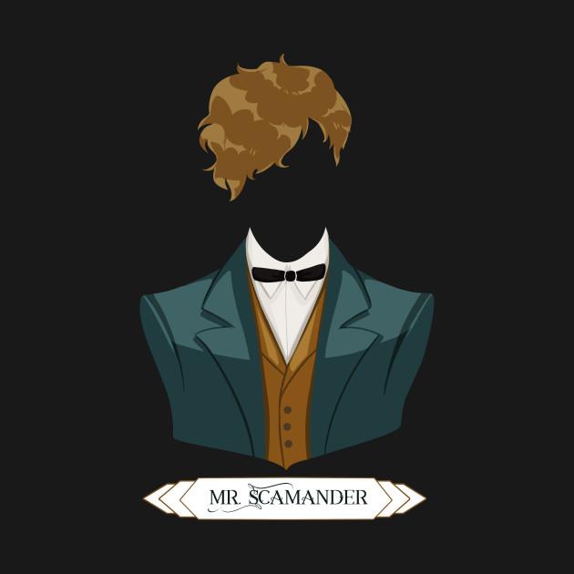 Mr.Scamander