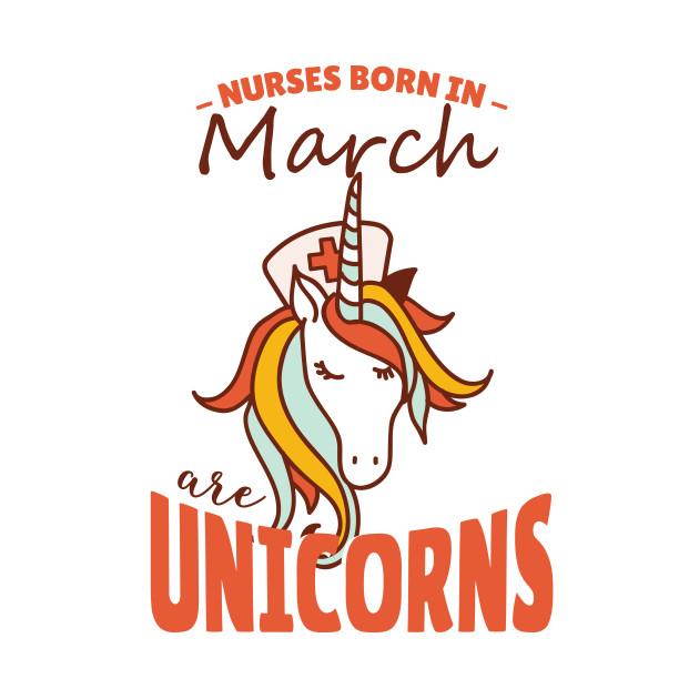 March Nurse Unicorn