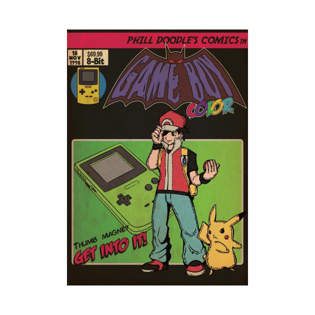 Retrorama Game boy Color