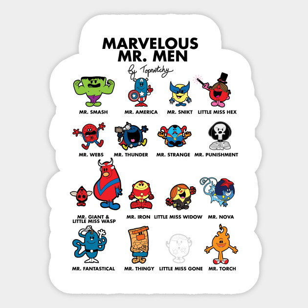 The Marvelous Mr Men