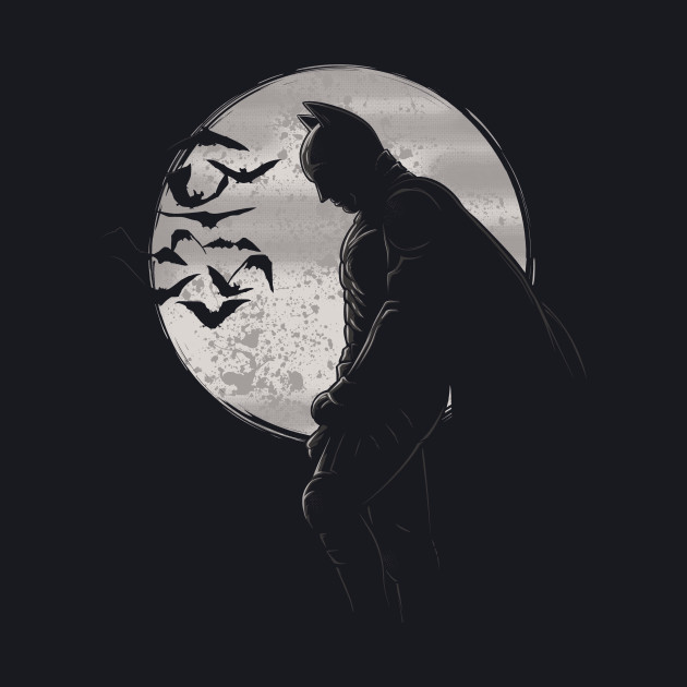 Bat by night