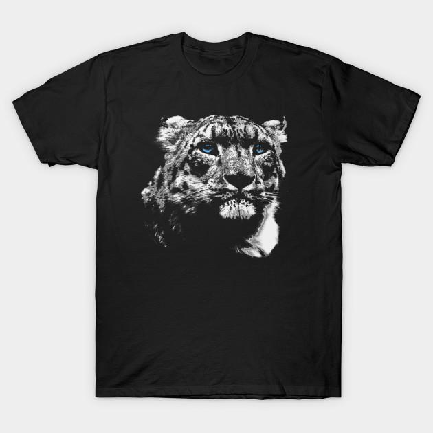 7c0feefd1090 Snow Leopard - Snow Leopard - T-Shirt | TeePublic