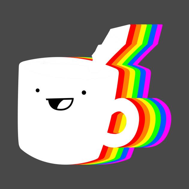 Drawfee Supports Pride Mug 2019
