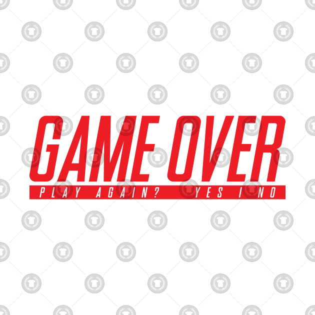 Game Over SNES