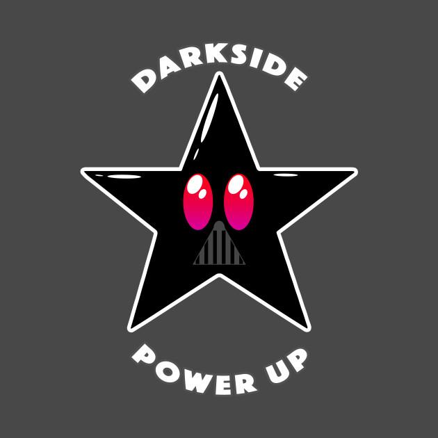 Darkside Power Up Darkside T Shirt Teepublic