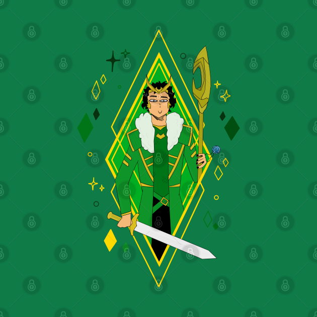 Loki Agent Of Asgard Derp