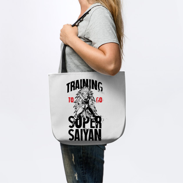 Training To Go Super Saiyan Grey