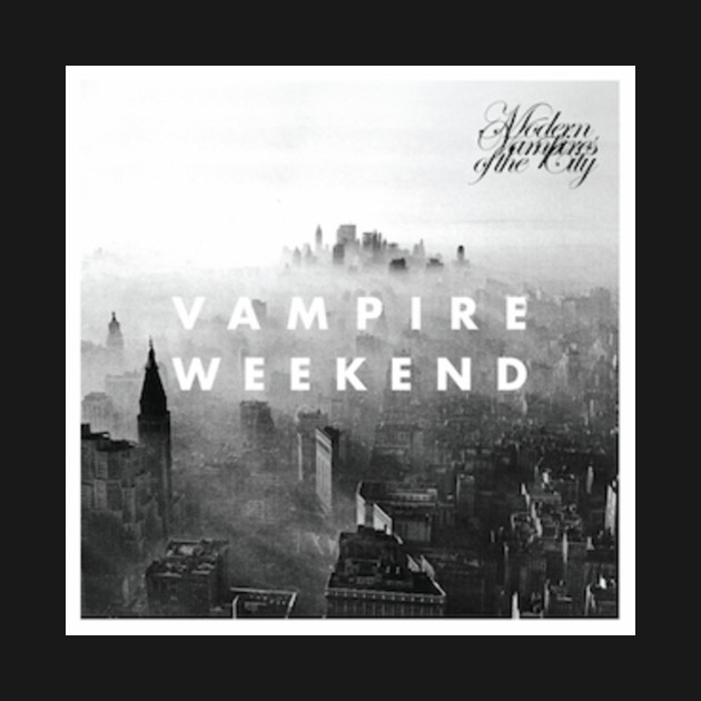 Album Art Vampire Weekend Modern City