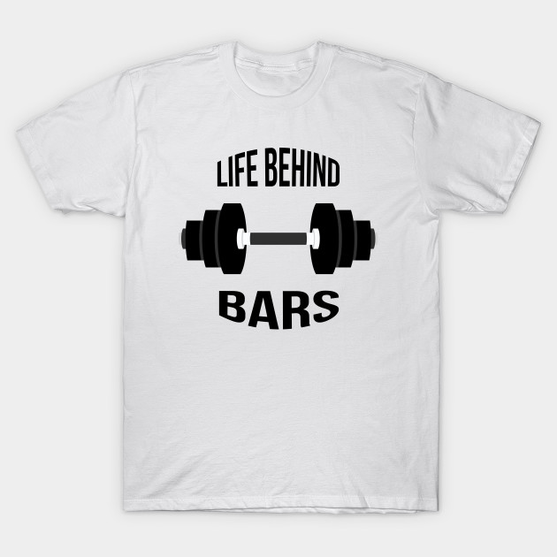61ebbf629 Life Behind Bars - Lifting Weights New Years Resolution - New Years ...