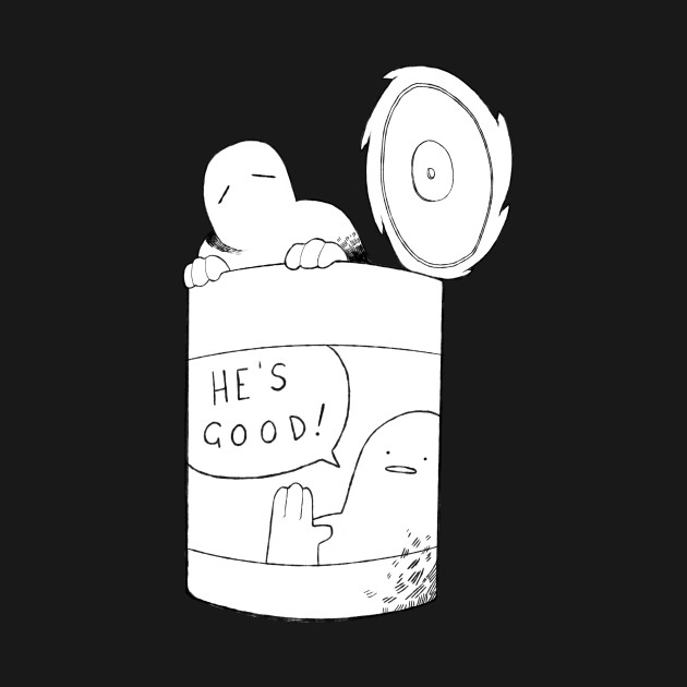 He's Good!