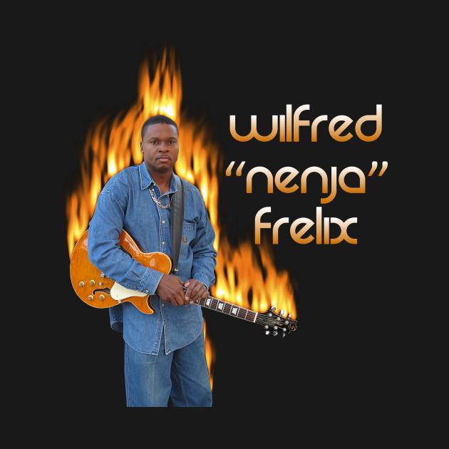"Wilfred ""NENJA"" Frelix - Feel the Flame!"