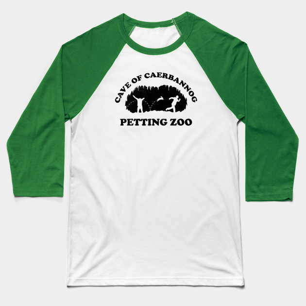 Cave of Caerbannog Petting Zoo (Black)