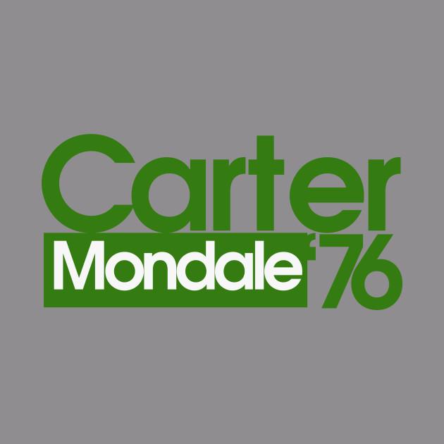 Jimmy Carter Mondale 76 Election