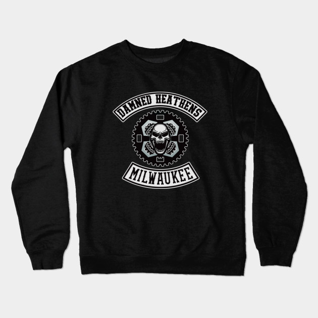 DHBC Milwaukee Crewneck Sweatshirt