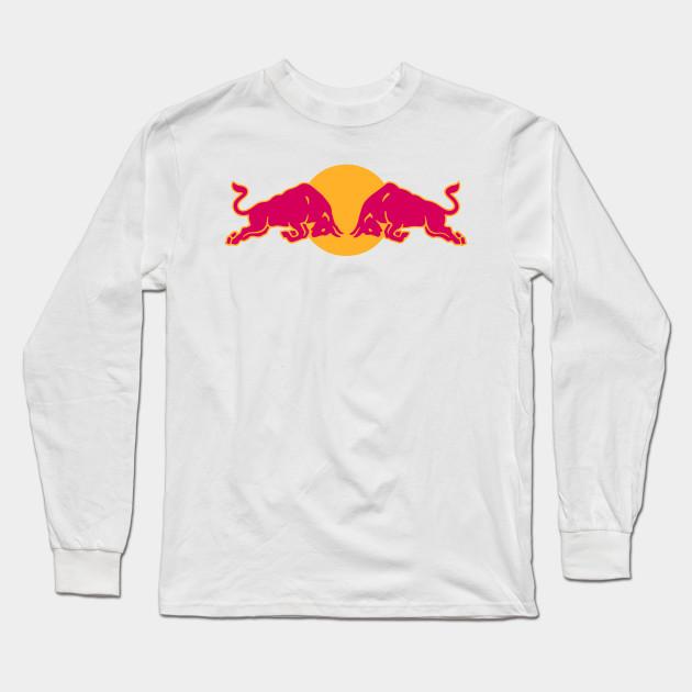 red bull long sleeve t shirt