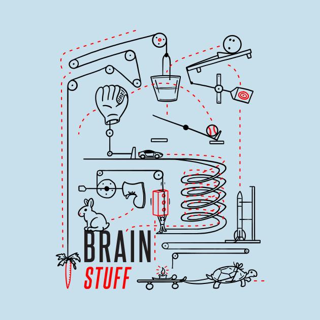 Rube Goldberg Machine Logo