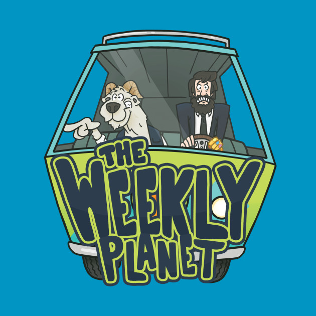The Weekly Planet! - Mystery Inc.