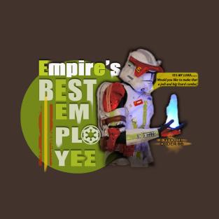 Empire s best Employee, Cody!