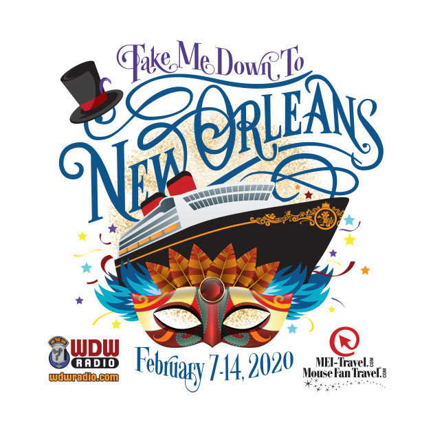 WDW Radio NOLA Cruise (Light)