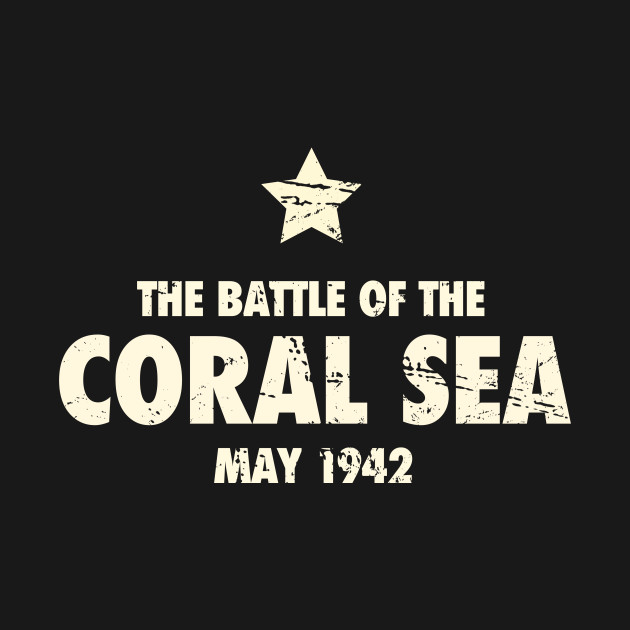 Battle Of Coral Sea - World War 2 / WWII