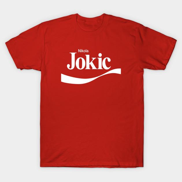 d4378f308 Enjoy Jokic white - Nikola Jokic - T-Shirt