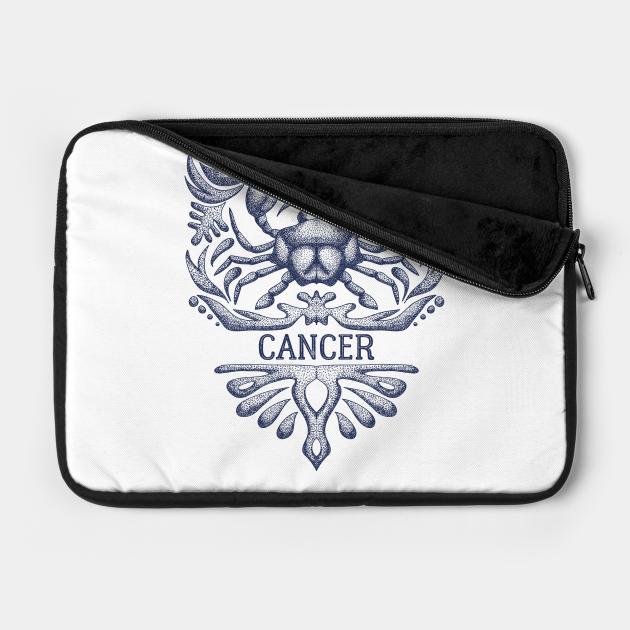 Cancer Zodiac Sign Vintage