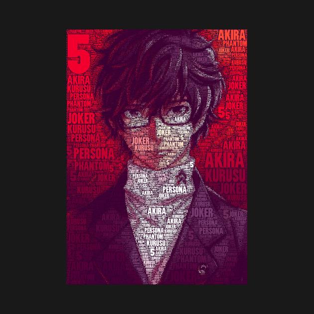 AKIRA KURUSU - Persona 5