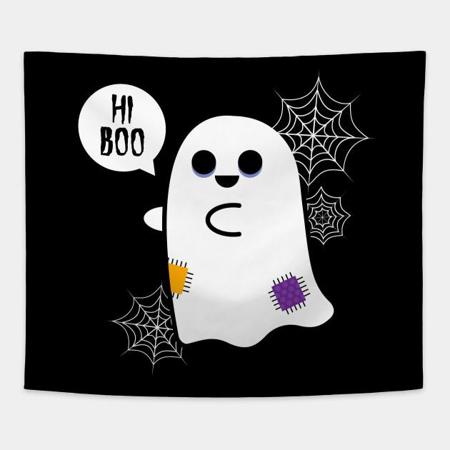 Hi Boo Ghost Halloween