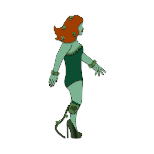 Amputee Poison Ivy