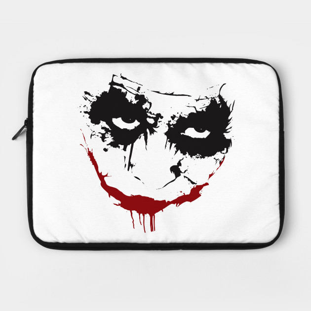 Why So Serious Joker Face Movie Design