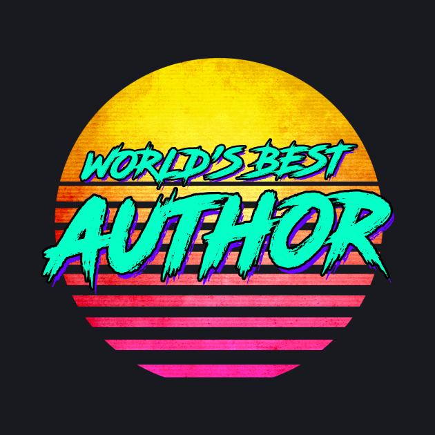 World's Best author Gift