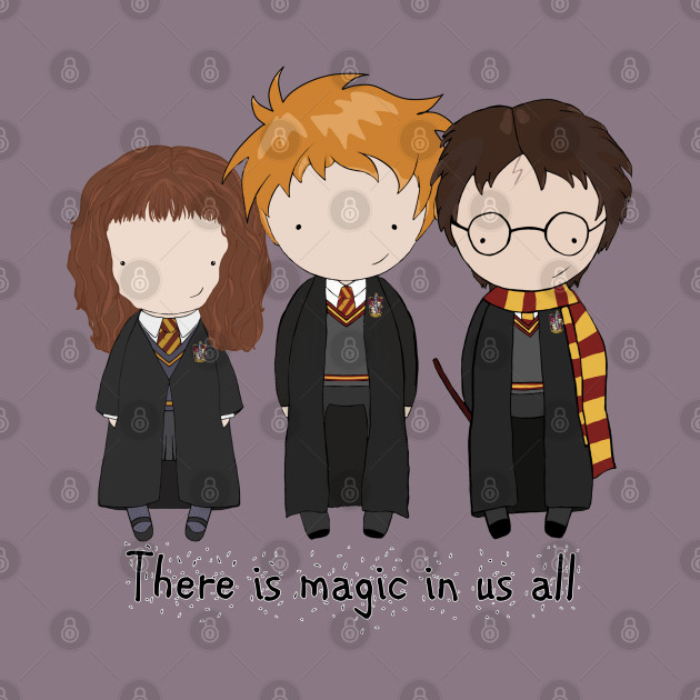 There Is Magic In Us All