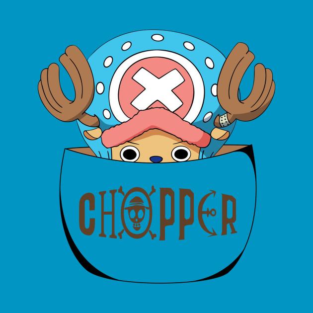 One Piece (Cute Chopper), Anime T-Shirt