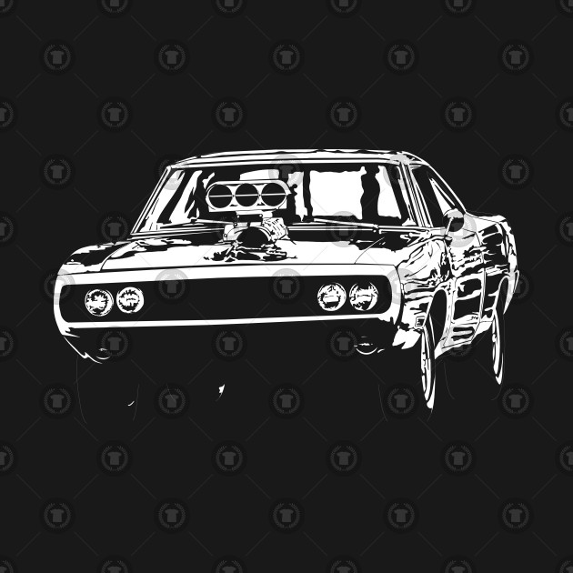Toretto's Charger