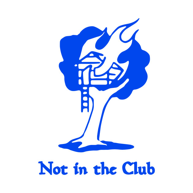 Not In The Club (pocket version)