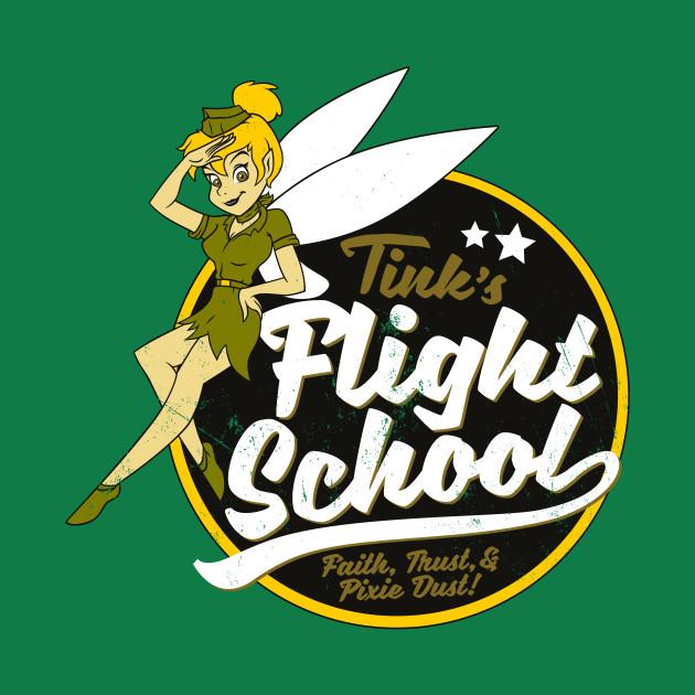 Tink's Flight School