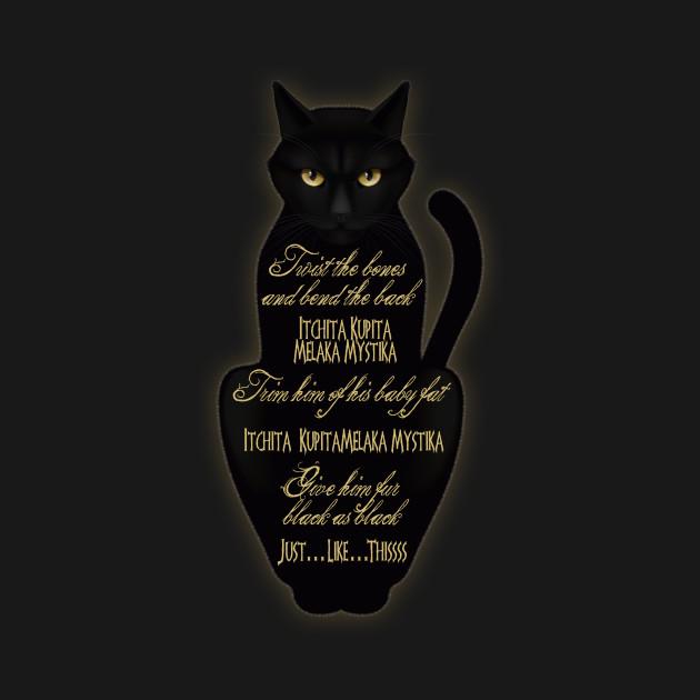 Binx Black Cat Curse
