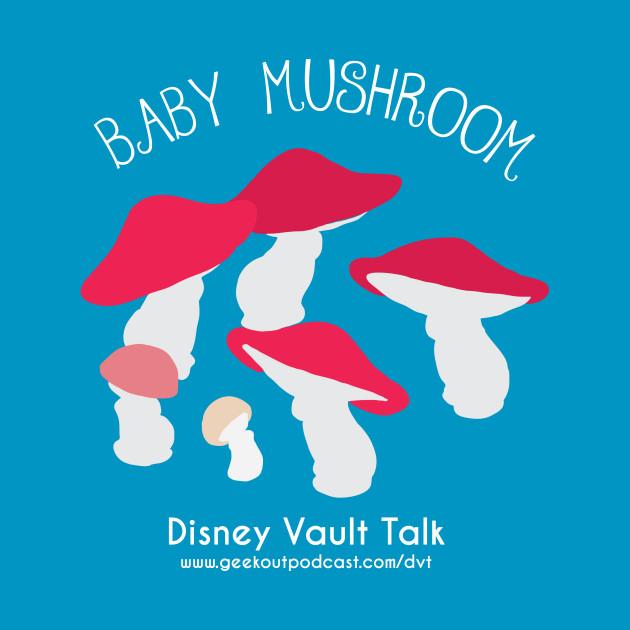DVT Baby Mushroom