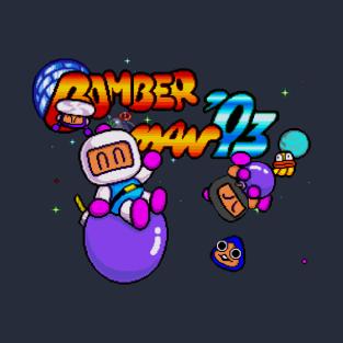 BomberMan'93 t-shirts