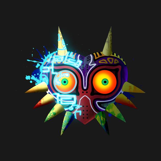 Majora's Mask - Twilight Princess - Nintendo64 - T-Shirt ...