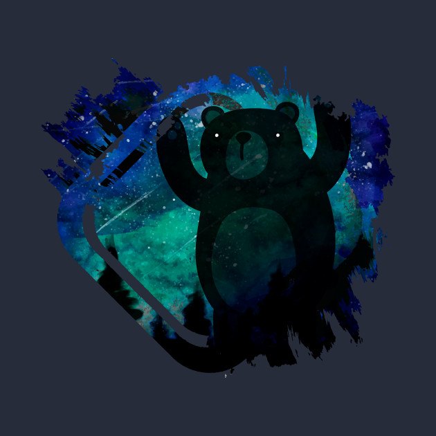 Bear (small and back)