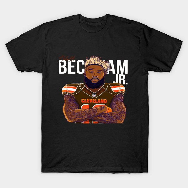new product e676c 4db65 Odell Beckham Cleveland Browns