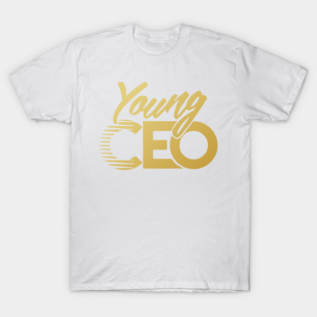 Young CEO T-Shirt-TJ