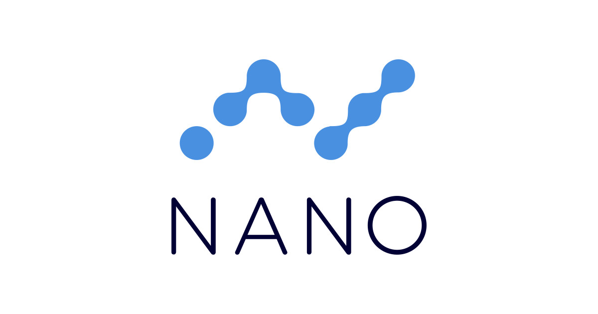 With the nano cryptocurrency