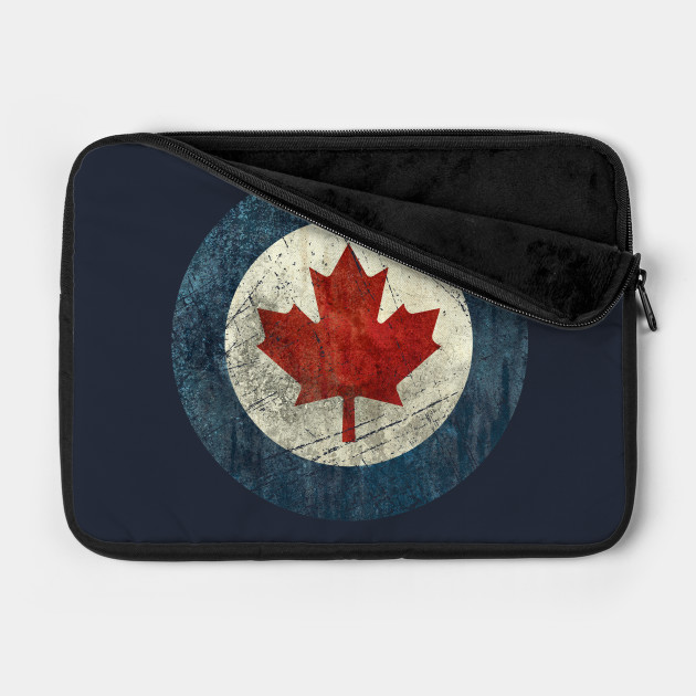 Vintage Canada Air Force Emblem
