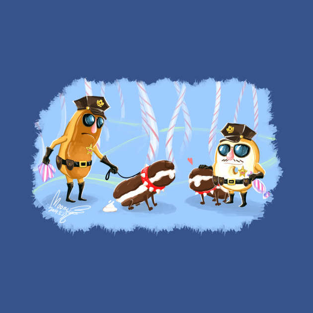 Wreck-It Ralph: Doughnut Cops and Devil Dogs