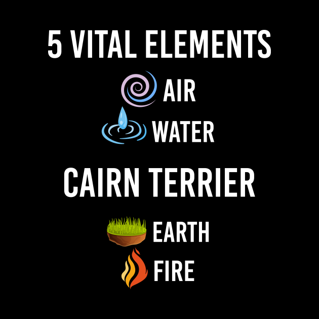 5 Elements Cairn Terrier
