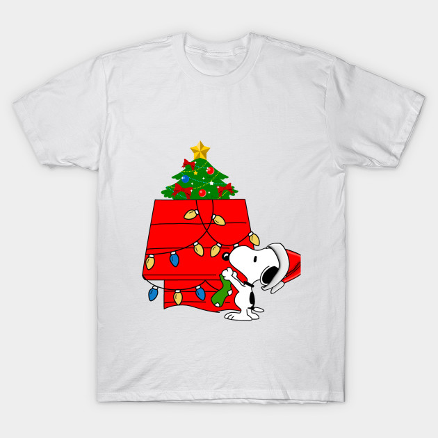 844136 1 - Snoopy Christmas Shirt