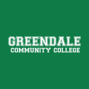 Greendale Community College t-shirts