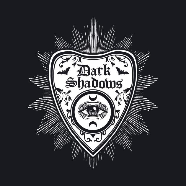 Dark Shadows Ouija